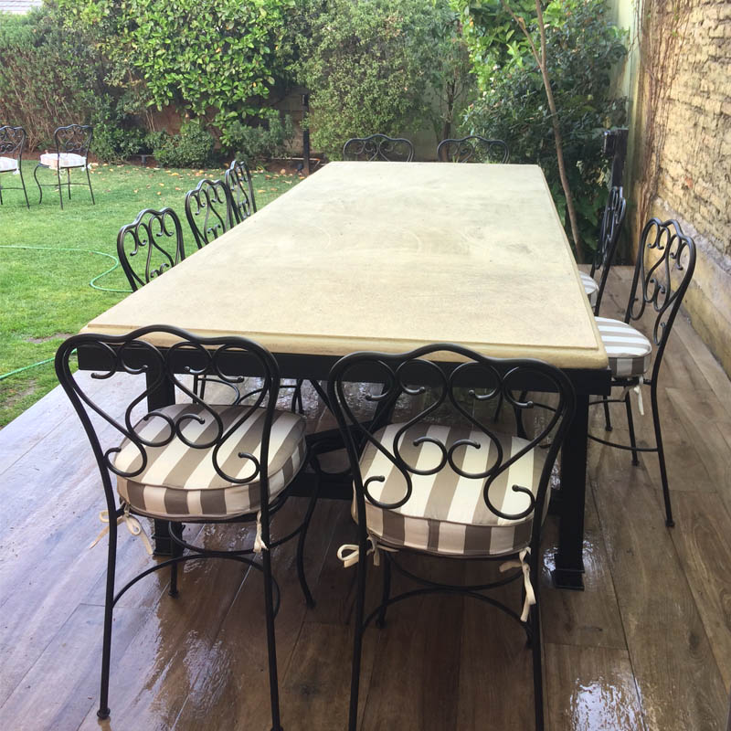 La Terrasse Muebles De Terraza